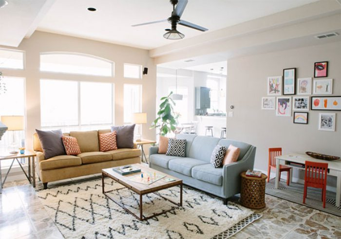 Top 6 Tips on Designing a Kid-Friendly Home